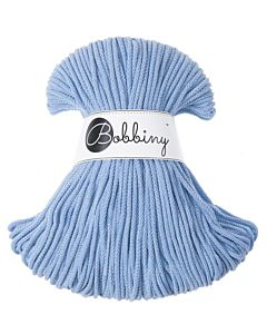 Bobbiny Punottu lanka Baby Blue Junior 3mm