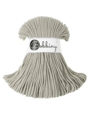 Bobbiny Punottu lanka Beige Junior 3mm