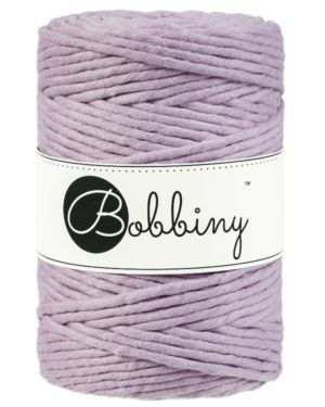 Bobbiny Makrame Lanka Dusty Pink 5mm