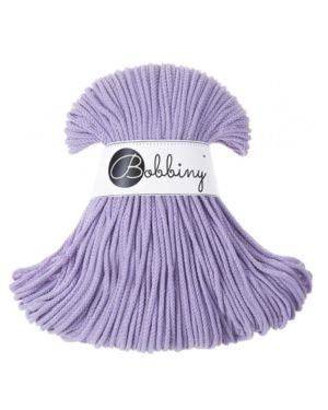 Bobbiny Punottu lanka Lavender Junior 3mm