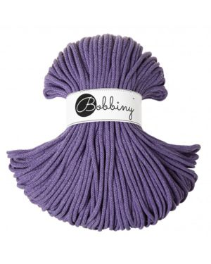 Bobbiny Punottu lanka Ultraviolet - Winter Edition Premium 5mm